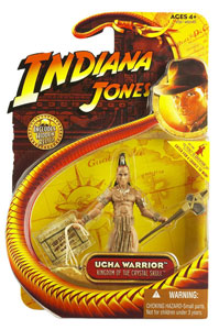 Indiana Jones - Ugha Warrior