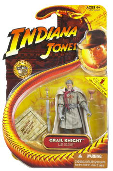 Indiana Jones - Grail Knight