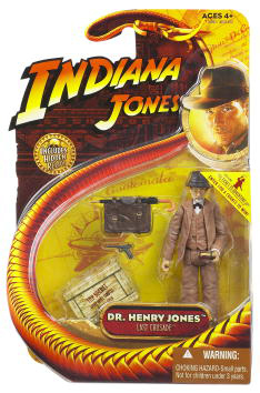 Indiana Jones - DR Henry Jones