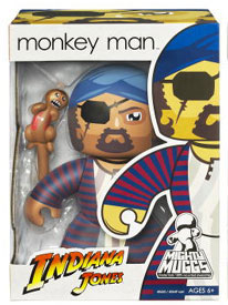 Mighty Muggs - Monkey Man