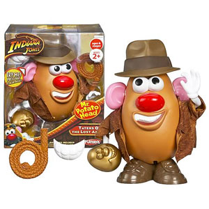 Indiana Jones - Mr Potato Head