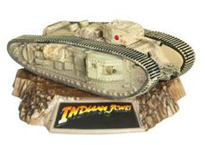 Indiana Jones Titanium - Vogel Mark VII Tank