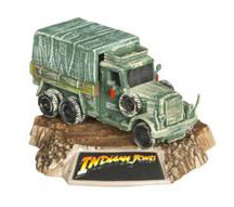 Indiana Jones Titanium - Raiders Of the Lost Ark - Cargo Truck