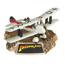 Indiana Jones Titanium - Last Crusade Biplane