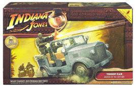 Indiana Jones Vehicle: Troop Car