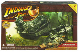 Indiana Jones Vehicle: Jungle Cutter