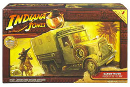 Indiana Jones Vehicle: Cargo Truck