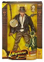 12-Inch Talking Indiana Jones with Coat
