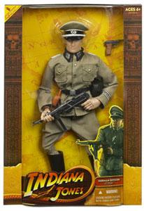 12-Inch Indiana Jones - German Officer Last Crusade