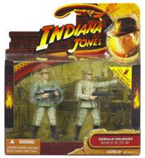 Indiana Jones Deluxe - German Soldier 2-Pack