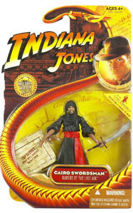 Indiana Jones - Cairo Swordsman