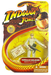 Indiana Jones - German Soldier