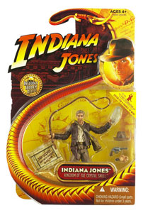 Indiana Jones - Indiana Jones with Crystal Skull