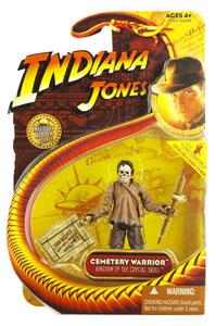 Indiana Jones - Cemetery Warrior