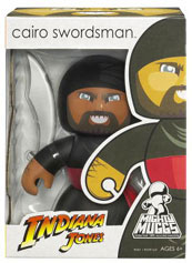 Mighty Muggs - Cairo Swordsman