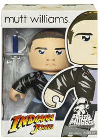 Mighty Muggs - Mutt Williams