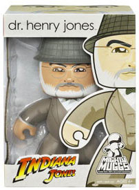 Mighty Muggs - Dr Henry Jones