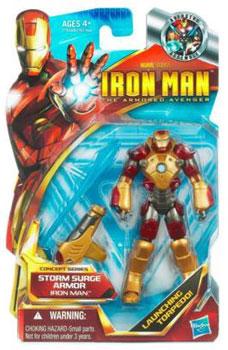 Iron Man The Armored Avenger - Concept Series Storm Surge Iron Man