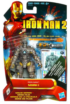 Iron Man 2 - Iron Man Mark I