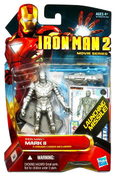 Iron Man 2 - Iron Man Mark II