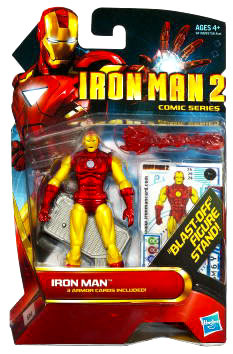 Iron Man 2 - Comic Series - Iron Man Classic Armor - 26