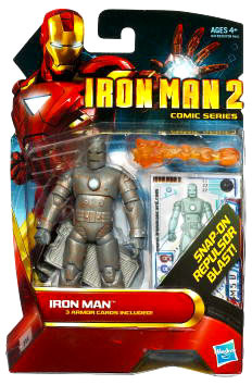 Iron Man 2 - Comic Series - First Appearance Iron Man - 22