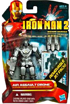 Iron Man 2 - Movie Series - Air Assault Drone