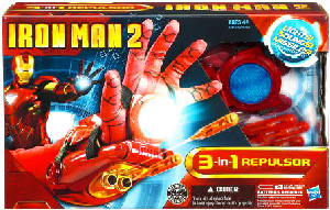 Iron Man 2 - 3-in-1 Repulsor
