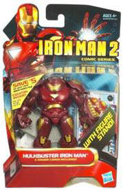 Iron Man 2 - Comic Series - Hulkbuster Iron Man