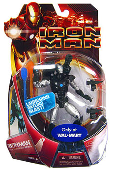 Iron Man - War Machine - Stealth Operations Suit