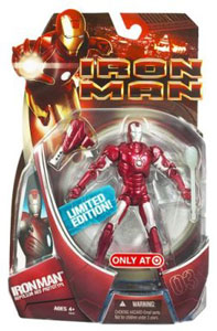 Iron Man - Repulsor Red Prototype