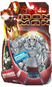Iron Man Movie - Iron Monger 2: Opening Cockpit
