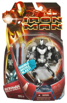 Satellite Armor Iron Man