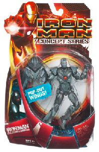 Iron Man Stealth Strike Armor