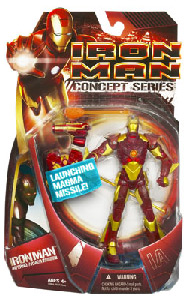 Iron Man Inferno Armor