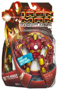 Iron Man - Battle Monger