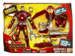 12-Inch Invincible Iron Man
