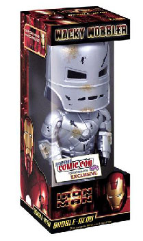 Wacky Wobbler - Mark I Armor Iron Man