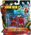 Iron Man 2 - Concept Series - Armor Tech - Iron Man Negative Zone Upgrade
