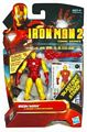 Iron Man 2 - Comic Series - Classic Armor Iron Man [Blast Off Figure Stand]