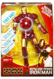 Repulsor Power Iron Man