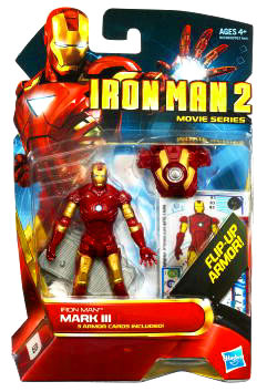 Iron Man 2 - Iron Man Mark III