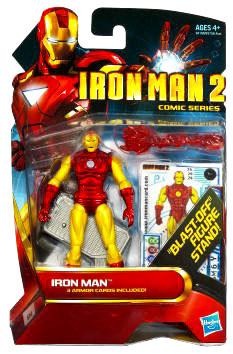 Iron Man 2 - Comic Series - Iron Man Classic Armor - 26