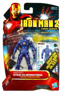 Iron Man 2 - Comic Series - Stealth Operations Iron Man - 24
