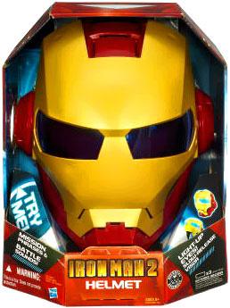 Iron Man 2 - Iron Man Helmet