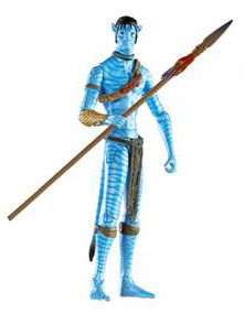 James Cameron Avatar - Avatar Jake Sully (Loincloth)