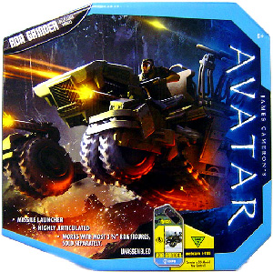 James Cameron Avatar - RDA Combat Vehicle RDA Grinder