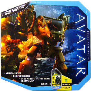 James Cameron Avatar - RDA Combat Vehicle AMP Suit
