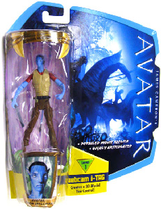James Cameron Avatar - Norm Spellman[NaVi Avatar]