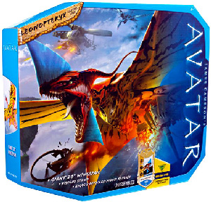 James Cameron Avatar - Leonopteryx